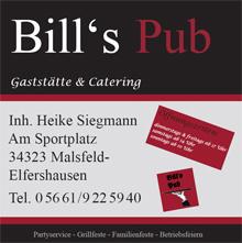 Bill's Pub
